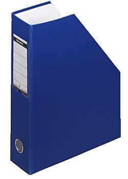 Esselte Mag. File A4 70mm Blue