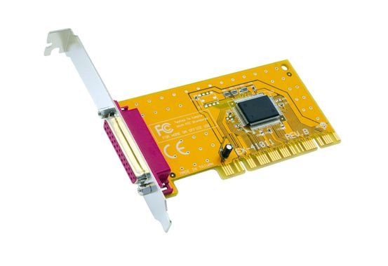 I/O-Card 1 Port Parallell PCI 32BIT Bidirectional
