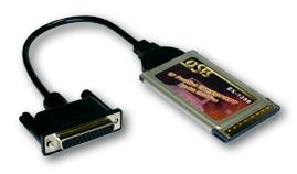 PCMCIA Parallell Card