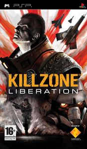 SONY PSP Killzone Liberation (1008752)