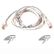BELKIN CAT 5 PATCH CABLE 2M MOULDED SNAGLESS WHITE UK