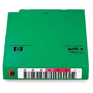 Hewlett Packard Enterprise LTO4 Ultrium 1,6 TB
