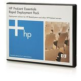 Hewlett Packard Enterprise Rapid Deployment Pack No Media 1 Server including 1 year 24x7 Supp Lic