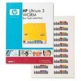 Hewlett Packard Enterprise Ultrium 3 WORM streckkodsetiketter