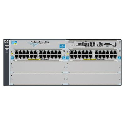 5406-44G-PoE+-4G-SFP v2 zl Switch with Premium Software