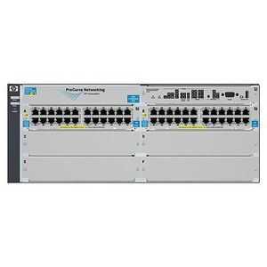 Hewlett Packard Enterprise 5406-44G-PoE+-2XG v2 zl Switch