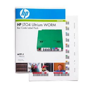 Hewlett Packard Enterprise LTO-4 Ultrium WORM Bar