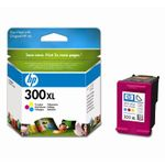 300XL original ink cartridge tri-colour high capacity 11ml 440 pages 1-pack Blister multi tag