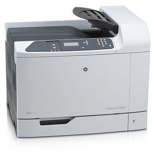 HP Color LaserJet CP6015dn-skriver