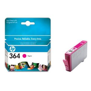 HP 364 Magenta Original Ink Cartridge (CB319EE#ABB)