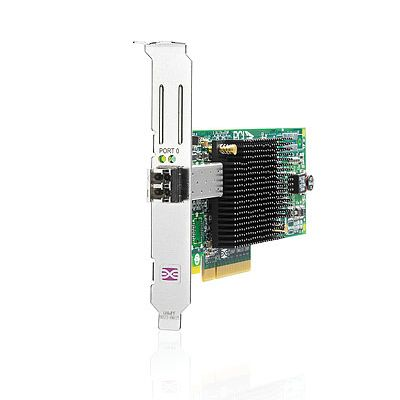 81E 8Gb 1-port PCIe Fibre Channel Host Bus Adapter