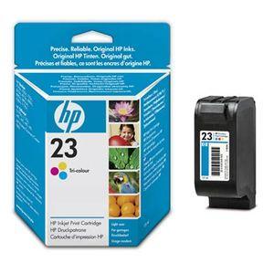 HP 23 trefargers blekkpatron (C1823GE)