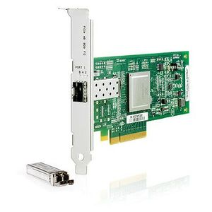 Hewlett Packard Enterprise 81Q 8Gb 1-port PCIe Fibre Channel Host Bus Adapter (AK344A)