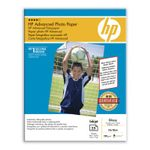 HP Advanced glanset fotopapir – 25