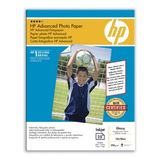 HP Advanced glättat fotopapper - 25 ark/13 x 18 cm utfallande