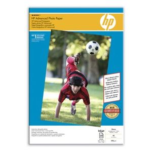 HP Advanced glanset fotopapir – 20