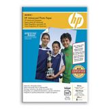 HP Advanced glättat fotopapper - 100 ark/10 x 15 cm utfallande