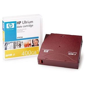 Hewlett Packard Enterprise Ultrium 200/400 GB Data
