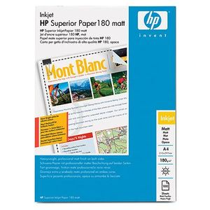 HP Professional matt papir for