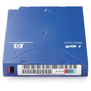 Hewlett Packard Enterprise Ultrium 200 GB pre-label