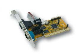 Dual serial card, PCI, EX-43092