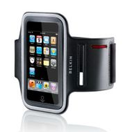 IPOD TOUCH 2G NEOPREN BRACELET DUAL FIT BLACK IN