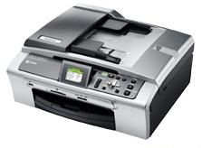BROTHER MULTIFUNCTION INK DCP-560CN STUDIO S/W + 2.0  LCD IN (DCP560CNZW1)