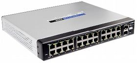 GIGABIT SWITCH 10/ 100/ 1000 24PORT IN