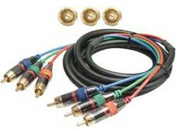 CC High Quality Component Video