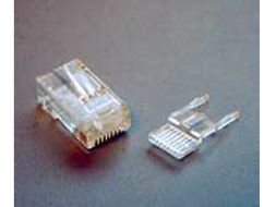 RJ45 STP Plugg For Cat.6 100-pakning