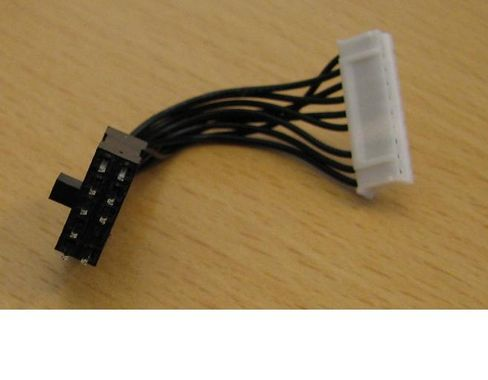 Cable For Creative Soundcard/ Intel HD L40MM Connectivity ROHS