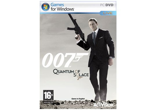 James Bond - Quantum of Solace - PC Format: PC