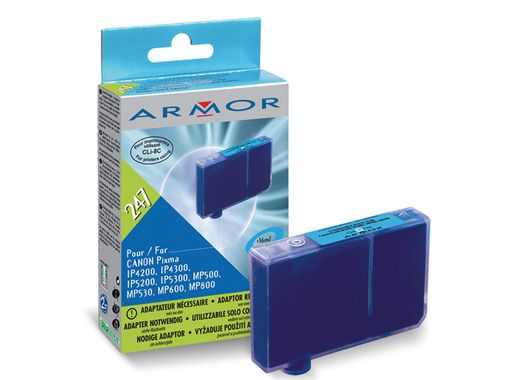 Canon Cli-8-C Cyan For IP4200/ IP5200/ MP500/ MP800
