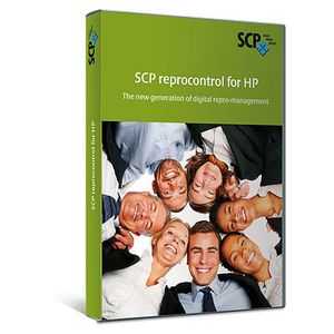 HP SCP reprocontrol for HP