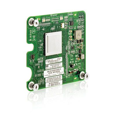 QLogic QMH2562 8 GB Fibre Channel-vertsbussadapter for c-Class BladeSystem