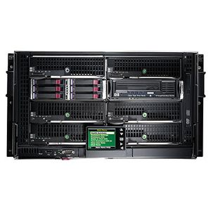 Hewlett Packard Enterprise BLc3000 kabinett med 2