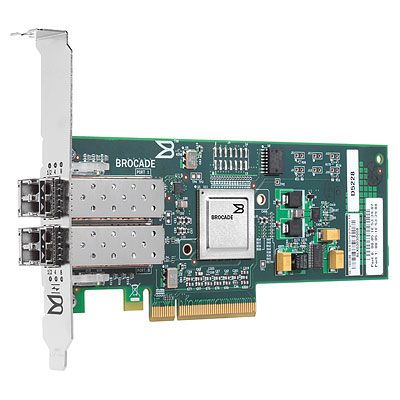 82B 8Gb 2-port PCIe Fibre Channel Host Bus Adapter