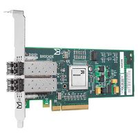 Hewlett Packard Enterprise 82B 8Gb 2-port PCIe Fibre Channel Host Bus Adapter (AP770B)