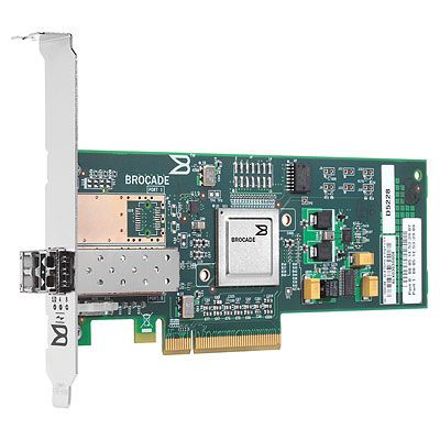 81B 8Gb 1-port PCIe Fibre Channel Host Bus Adapter