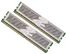 OCZ RAM 4GB KIT DDR2 PC2-6400 800MHz CL5 2x2GB - 5-4-4-15 - Platinum series