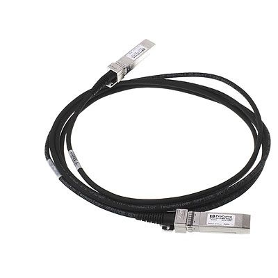 ProCurve 10-GbE SFP+ 3m Direct Attach Cable
