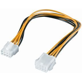 GOOBAY EPS PC power extension cable (51361)