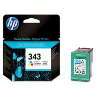 HP 343 ink color 7ml blister
