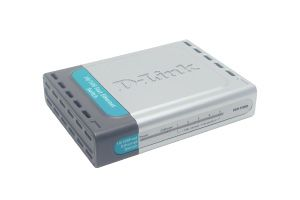 D-LINK D Link Unmanaged 5 Port Switch (DES-1005D/B $DEL)