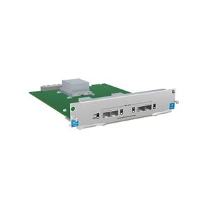 HP 4-port 10GbE SFP+ zl Module / New