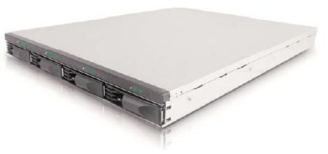 "ENHANCE EnhanceRAID R4 SS, 1U 4x3,5"" HDDs, SAS (R4 XP3000)"