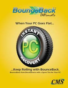CMS BOUNCEBACK ULTIMATE INSTANT PC RECOVERY SOFTWARE (BBCD-ULT)