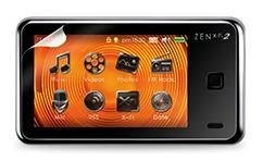 CREATIVE Zen X-fi 2 Screen Protector (70AB249409000)