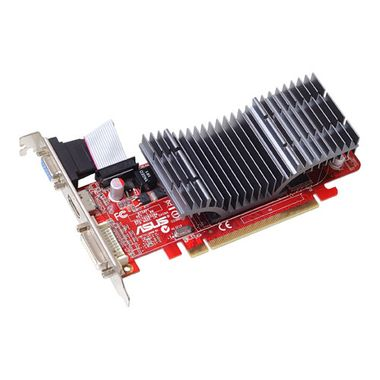 EAH4350 SILENT/ DI/ 512MD2 (LP) 512MB DDR2 PCI-E DVI-I HDCP HDMI IN