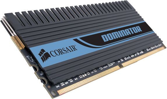4GB (KIT) DDR3 1600MHz/ CL8/ XMS3 DOMINATOR with DHX+ - Core I7, Core i5 and Core 2